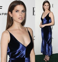 Anna Kendrick at the 23rd Annual Elle Women in Hollywood Awards in Los Angeles on October 24, 2016