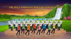 "Face to Face With God | Modern Street Dance ""The Holy Spiritual Body of ..."