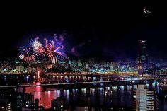 Fireworks over Han River Seoul South Korea [OS] [16001068]