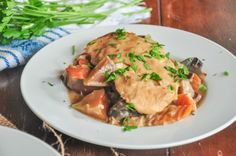 Easy & Yummy Slow-Cooked Chicken