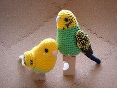 Amigurumi Kuş Modelleri İlgili