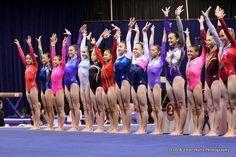 Junior Women's Preview: Visa Championships | Blogs women's gymnastics  #KyFun