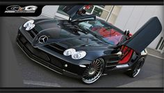 Luxury and exotic car wheels showcased by duPont REGISTRY