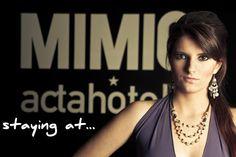 Virtual Model en el Hotel Mimic  #model #session #photo #hotel