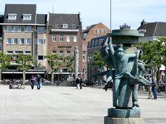 Vrijthof - Maastricht, The Netherlands