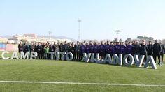 Nou camp en honor a Tito Vilanova #Coach #FCBarcelona #Tito