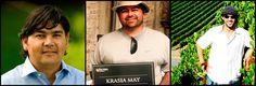 Krasia May || The Winemakers: Gustavo Gonzalez || Wandyr Hagge || Daniel Guillén Wines