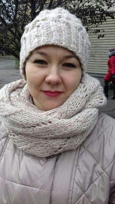 Вязаная одежда от Оксаны Шитовой