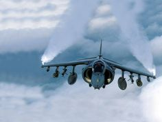 Harrier - still the best VTOL in the world The most complete Aviation Board is at Jim Sword - well done to him!