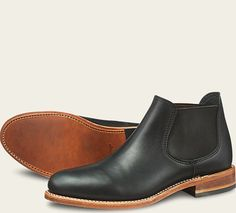 Red Wing Shoes:  Carol Boot