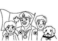 Happy Remembrance Day Coloring Page