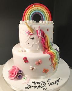 Posts about Unicorn cake written by Etoile Bakery Butterfly Birthday Cakes, 6th Birthday Cakes, Butterfly Cakes, Unicorn Themed Birthday Party, Unicorn Birthday Cakes, Unicorn Cakes, Birthday Ideas, Unicorn Cake Design, Cake Writing