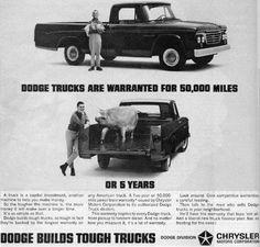 1963 Dodge Truck