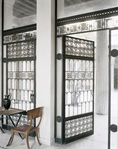 Villa Kerylos | Carolina George | Fine Custom Furniture | New York City