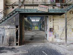 Leipzig  DDR-Fabriken: Die vergessenen Orte der Arbeit