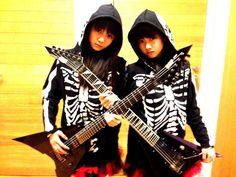 """BBM (Black Baby Metal)"" as YUI-METAL-METAL"