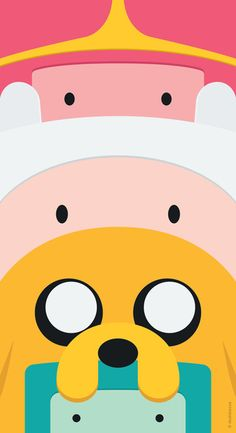 Adventure Time Totem #1 Art Print by dudsbessa | Society6