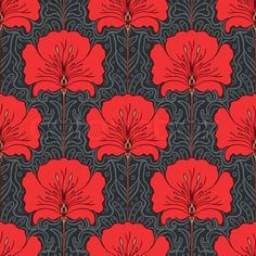 Art deco wallpapers and carpets | Sidewalk Empire