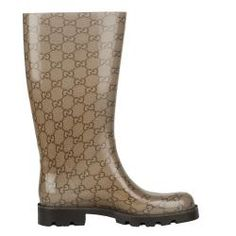 images of raimboots | Gucci Women's Logo Rain Boots | Overstock.com Shopping - The Best ...