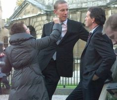 Kevin Whately & Laurence Fox (Lewis)