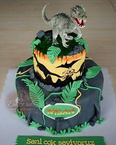 #dinosaur#cake