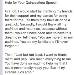 Quinceanera Poem For Our American Friends Quinceanera