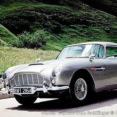 Look at this Aston Martin DB5 on Carhoots.com