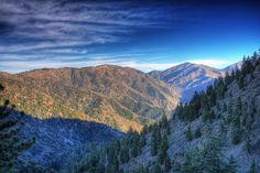 Mount Baden-Powell | 18 Beautiful Places You Probably Didn't Know Were In Los Angeles