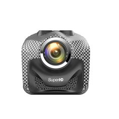 WiFi Dash Cam, MERRILL Full HD 1920 x 1296P Video & Audio Mini Car Camera Recorder with Parking Mode, Loop Recording, G-sensor for Real Time Video Share, 16G SD Card, Best Dash Camera for Cars CR5000S. Extraordinary video quality:Full HD 1920*1296P,The high resolution pictures and videos enable you to view your favorite moments in high-quality. The only thing you need in order to enjoy your high-quality videos is enough storage space. Super HD Night View:The 6 layer optical lens, and…