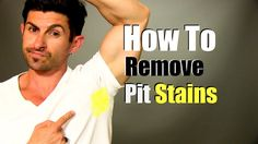 How To Remove Yellow Armpit Stains (Quick, Easy and Cheap) Oxiclean