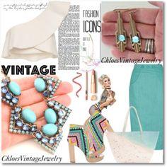 Vintage style>>ChloeVintageJewelry