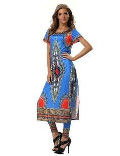 c5de146718f Women Dashiki Dress Pants Print · Traditional African ClothingTraditional  ...