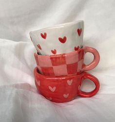Ceramic Clay, Ceramic Pottery, Pottery Art, Ceramic Spoons, Diy Cadeau Noel, Keramik Design, Clay Art Projects, Polymer Clay Projects, Crochet Projects