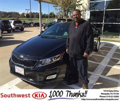 https://flic.kr/p/M93p48 | #HappyBirthday to Aaron from JERRY TONUBBEE at Southwest Kia Mesquite! | deliverymaxx.com/DealerReviews.aspx?DealerCode=VNDX