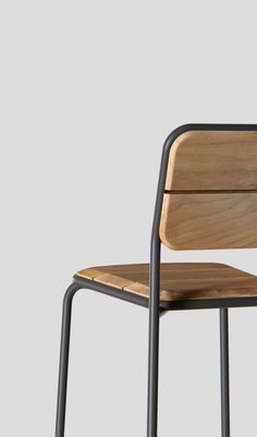 by bhend.studio for SIT Mobilia. Product Design, Teak, Studio, Chair, Furniture, Home Decor, Decoration Home, Room Decor, Home Furnishings