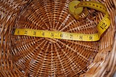 How to make a lined basket -  Good one!