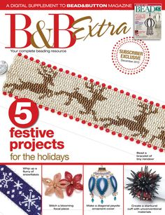 December 2013 B&B Extra | BeadandButton.com