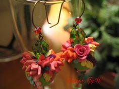 Tropungle Earrings