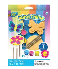 Look what I found on #zulily! Wind Chime Kit #zulilyfinds