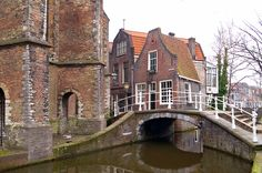 Delft - visit it when you are in Holland