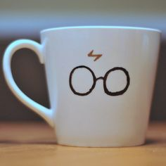 So Not Donna Reed - Harry Potter mugs