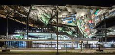 Mercat dels Encants, en Barcelona - ARQA