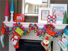 Great Idea 100 Fun Christmas Home Decorating Ideas https://decorspace.net/100-fun-christmas-home-decorating-ideas/