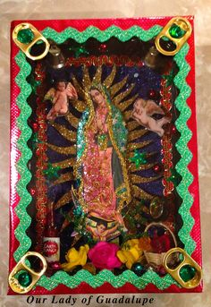 House of Guadalupe - Mexican Folk Art ONLINE SHOP — Small Shrines 5