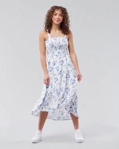 Church Dresses, Fall Dresses, Girls Dresses, Summer Dresses, Types Of Dresses, Trending Now, Smock Dress, Night Gown, Smocking