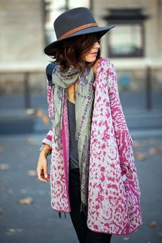 Ways to wear a Cardigan with style (4)