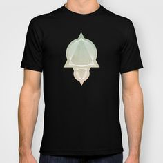 North and South - abstract scene  T-shirt