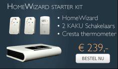 HomeWizard Starter kit