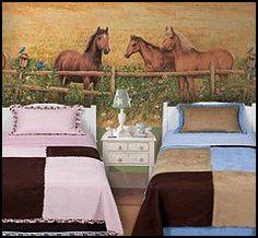 horse theme