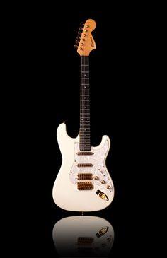 Stratocaster / Andy Ramos Luthier  Ph: ®Daniel Bericua